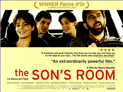 The Son's Room Movie Poster