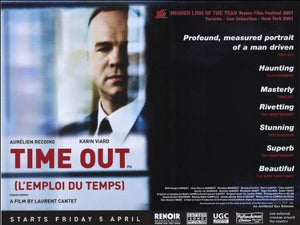 Time Out (LEmpoi Du Temps) Movie Poster