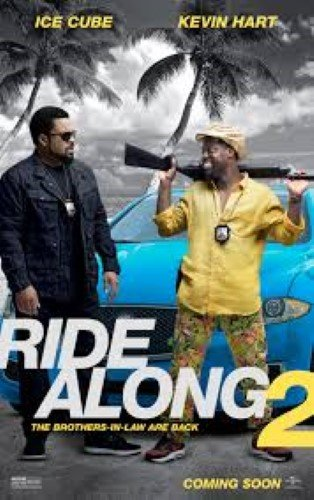 Ride Along 2 Original UK One Sheet