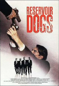 Reservoir Dogs Banner / Giant Poster