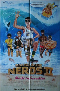 Revenge of the Nerds II Movie Poster