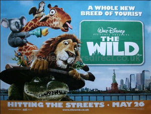 The Wild Movie Poster