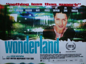 Wonderland Movie Poster