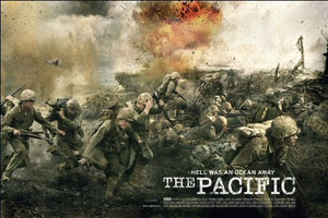 The Pacific - Maxi Poster - 61cm x 91.5cm