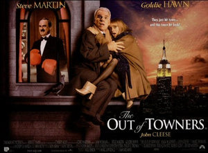 The Out of Towners Movie Poster