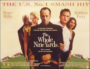 The Whole Nine Yards Movie Poster
