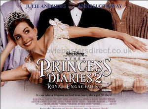 The Princess Diaries 2 Movie Poster