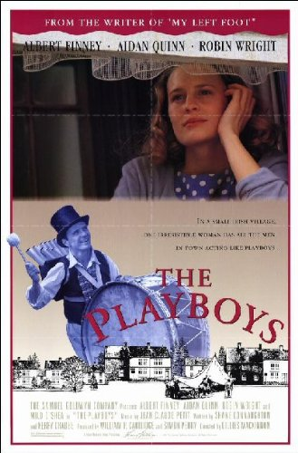 The Playboys Movie Poster