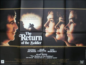 The Return of the Soldier Movie Poster