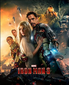 Iron Man 3 (One Sheet)
