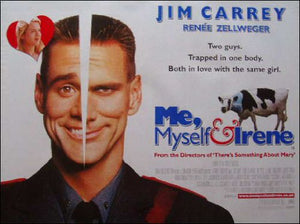 Me Myself and Irene Movie Poster