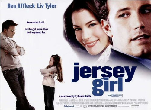 Jersey Girl Movie Poster