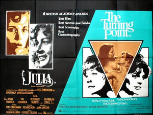 Julia / Turning Point Movie Poster