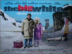 The Big White Movie Poster