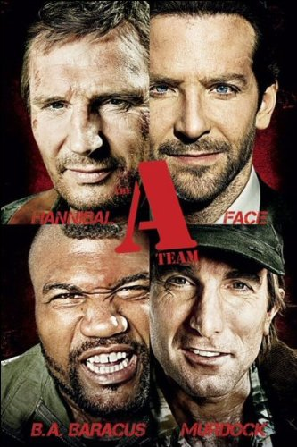 The A-team (Teaser) - Maxi Poster - 61cm x 91.5cm