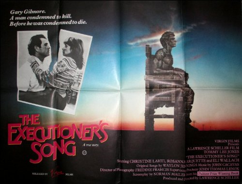 The Executioner's Song Movie Poster