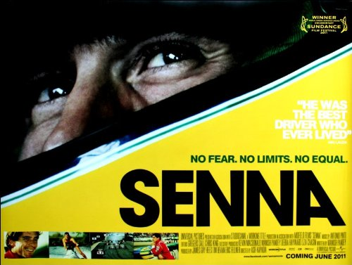 Senna Movie Poster