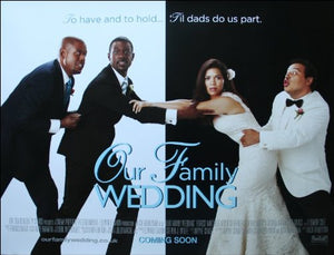 Our Family Wedding Movie Poster