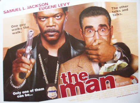 The Man Movie Poster