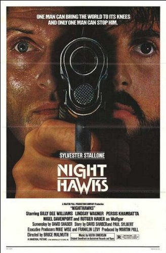 Nighthawks Movie Poster
