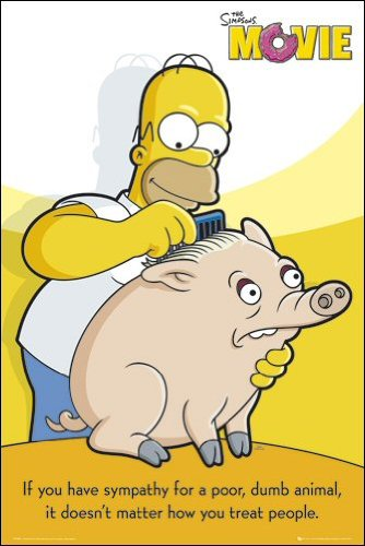 The Simpsons Movie - Maxi Poster - 61cm x 91.5cm