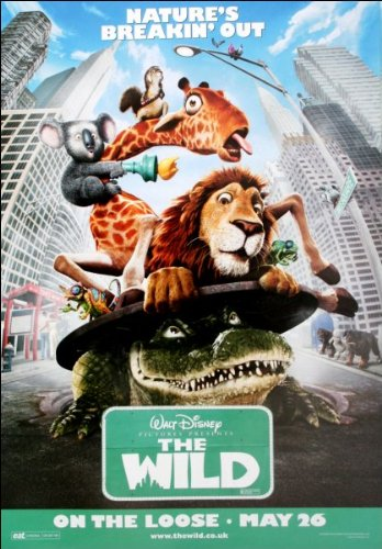 The Wild Original Mini Poster