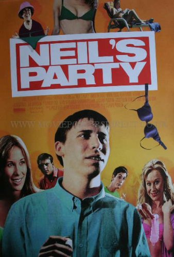 Neil's Party Movie Poster
