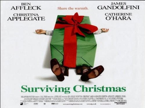 Surviving Christmas Movie Poster