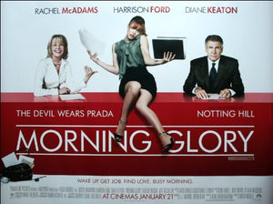 Morning Glory Movie Poster