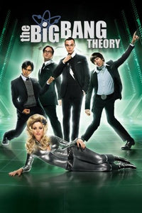 The Big Bang Theory Barbarella Maxi Poster
