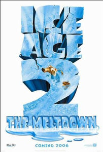 Ice Age 2 Movie Poster