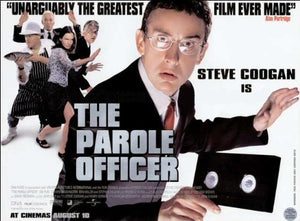 The Parole Officer Movie Poster