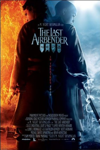 The Last Airbender (One-sheet) - Maxi Poster - 61cm x 91.5cm