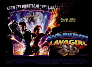 Shark Boy and Lava Girl Movie Poster