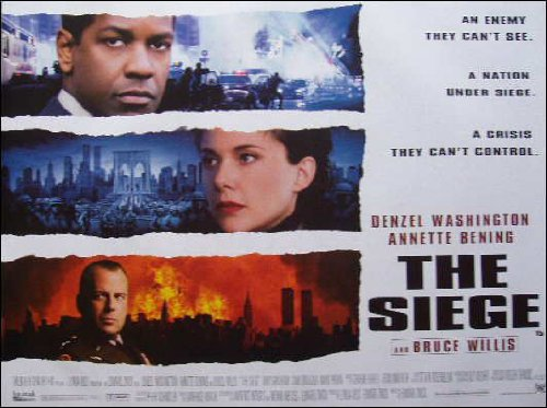 The Siege Movie Poster