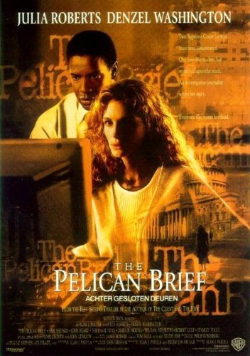 The Pelican Brief Movie Poster