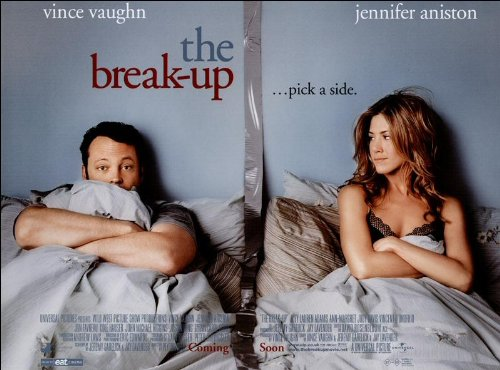The Break-Up Movie Poster
