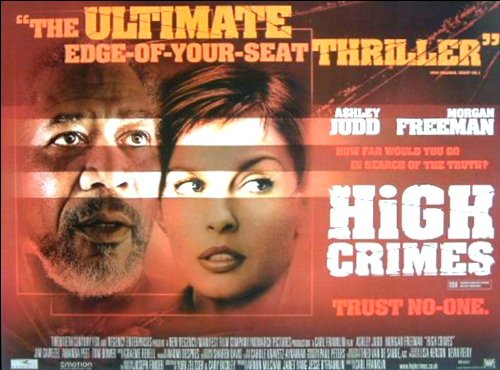 High Crimes Movie Poster