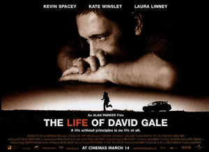 The Life of David Gale Movie Poster