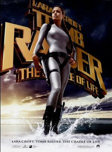 Tomb Raider 2: The Cradle of Life Original Mini Poster