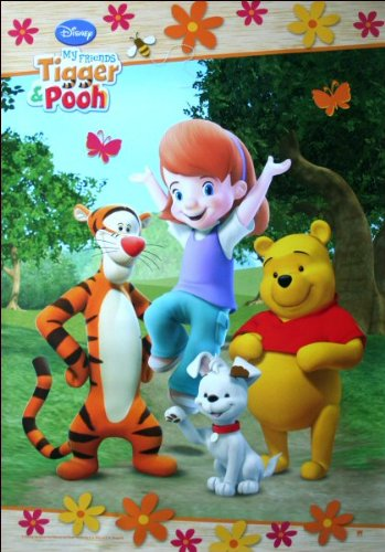 Tigger and Pooh (My Friends) Childrens Poster