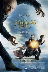 Lemony Snicket's A Series of Unfortunate Events Movie Poster