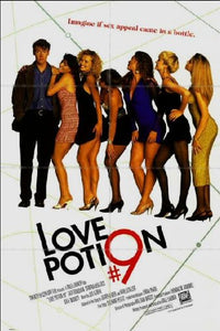 Love Potion No. 9 Movie Poster