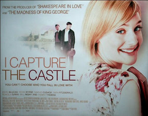 I Capture The Castle Movie Poster