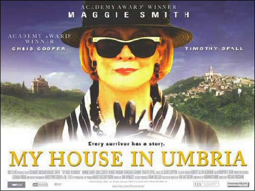 My House in Umbria Movie Poster