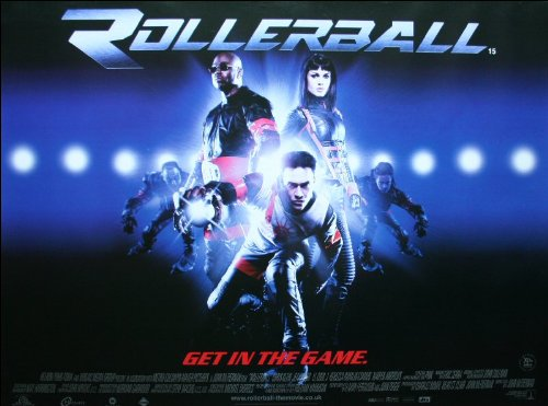 Rollerball Movie Poster