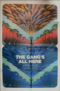 The Gang's All Here Movie Poster