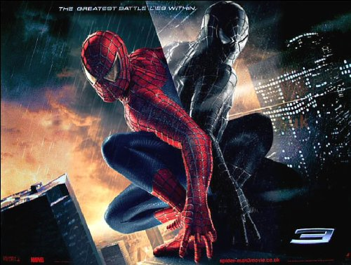 Spider-Man 3 Movie Poster