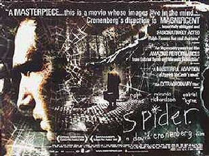 Spider Movie Poster