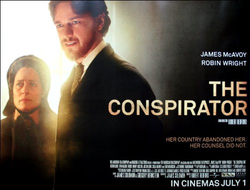 The Conspirator Movie Poster